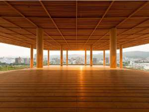 リーガロイヤルホテル広島:【おりづるタワー展望台】ここでしか望めない眺望。ホテルより徒歩約5分の新スポット!