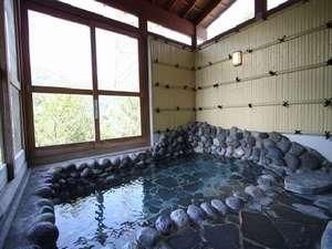 富山の奥座敷 薬師岳の湯 白樺ハイツ:露天風呂