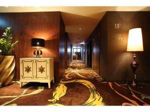 センチュリオンホテル神戸駅前:エレベータホール