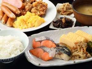 センチュリオンホテル神戸駅前:朝食一例