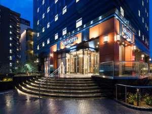 アパホテル〈千葉駅前〉(全室禁煙)の写真