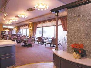 ホテル福島グリーンパレス:レストラン 楓 営業時間 11:30~20:30(L/O)  7:00~9:00(宿泊朝食会場)