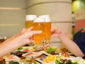 伊香保温泉 とどろき:アルコール類も飲み放題