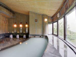 ペット&スパホテル那須ワン:*お客様用大浴場/清潔感のある大浴場で、那須の硫黄泉を堪能!