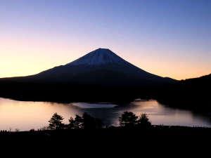 富士眺望の宿 精進マウントホテル:雄大な富士山の眺望を楽しむ♪