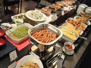 ホテルWBF札幌ノースゲート(旧ホテルノースゲート札幌):10月より朝食メニューがパワーアップ♪8種類の道産野菜コーナーも新設!