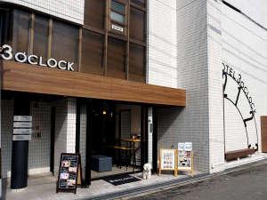 HOTEL 3O'CLOCK TENNOJI【外観】