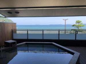 海が奏でる癒しの宿 リゾートホテル美萩:2018年8月11日 露天風呂OPEN♪