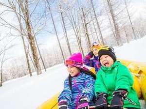 新富良野プリンスホテル:わくわくスノーランドで冬を満喫!