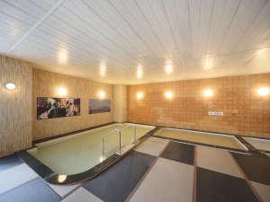 旭川パークホテル:2016年4月にリニューアルした畳風呂はお子様が転んでも安心