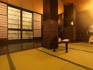 あんこうの宿 まるみつ旅館:1階 和室風呂