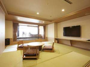 ホテル 木暮:平成29年3月リニューアル 山水亭和室の一例