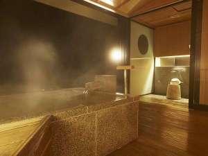 ホテル 木暮:貸切展望風呂「癒しの湯」