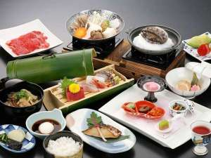 ホテル 木暮:平成30年春夏料理の一例