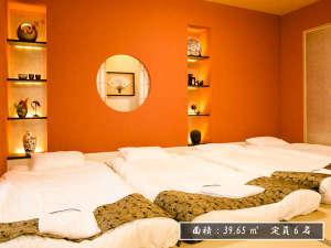 Hotel Amaterrace日本橋東:【902号室/和を感じられるスイートルーム/6人宿泊可能】
