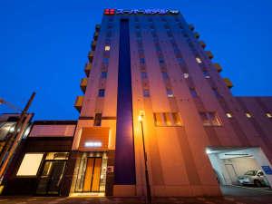 スーパーホテル十和田天然温泉 外観
