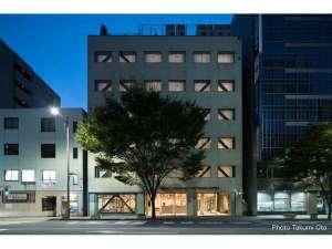【外観】金沢の伝統と現代が交錯するリノベーションホテルが誕生