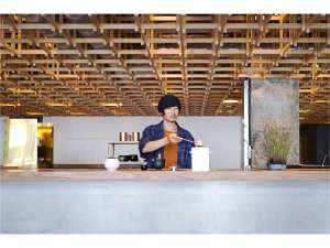 【KISSA&Co.】店名は「お茶でも一杯どうぞ」という意味の禅語「喫茶去(キッサコ)」に由来します