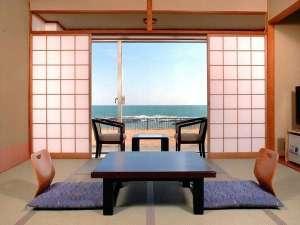 大洗シーサイドホテル -絶景部屋食の宿-:客室一例