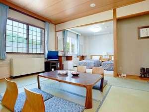 旬の宿 ニセコグランドホテル:和洋室一例