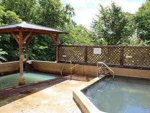 旬の宿 ニセコグランドホテル:混浴だけではなく、女性専用露天風呂もございます。