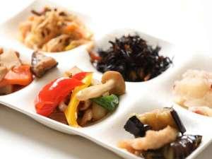 ホテルレオン浜松:料理の一例