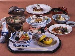 くもづホテル&コンファレンス:和食会席料理