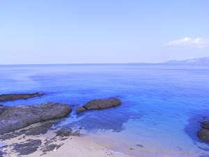 ホテルみゆきビーチ:*どこまでも続くエメラルドブルーの海に癒されます♪