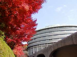 グランドプリンスホテル京都:燃えるような紅葉をホテルでご覧いただけます。紅葉の見頃は例年11月20日過ぎ~12月1週目頃です。