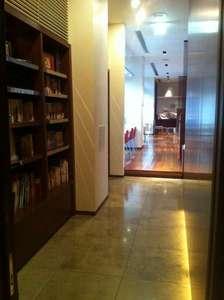 ライブラリーホテル東二番丁:ライブラリー