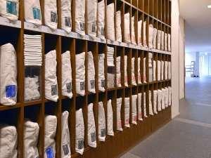 JRイン札幌:★選べる枕コーナー1階にある貸枕コーナーです。JRインオリジナル枕も加わり17種類になりました☆