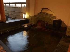 わか松 知多:■貸切風呂「華の湯」庭園を眺めながらの入浴が楽しめます