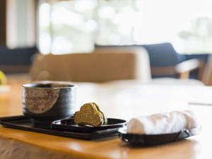 わか松 知多:■若松オリジナル銘菓「松のみどり」でお出迎え
