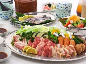 東山温泉メイプルプラザ:【夏季限定】大人気BBQプラン!人気プランのためご予約はお早めに♪