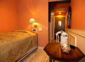 ホテル 翔 SAPPORO:シングル Pink Oriental
