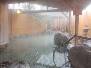 三朝ロイヤルホテル(HMIホテルグループ):■露天風呂(ご利用時間15:00~1:00/翌朝 4:00~9:00)