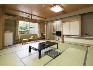 水神温泉 湯元東館:☆緑の囲まれた環境の和室でゆっくりと☆