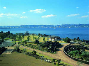 絶景マグマ温泉の宿「レインボー桜島」の写真