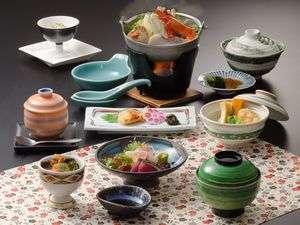 【桜島膳】鹿児島の味を楽しめる基本のコース