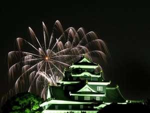 花火大会:今年の開催日は8/4予定(※雨天順延)。
