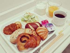 センターホテル東京:<ご朝食>