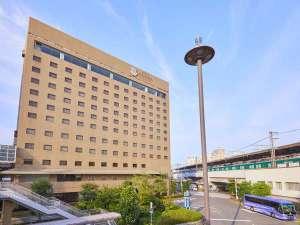 ホテル・アゴーラ大阪守口 外観