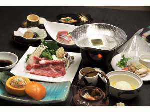 伊香保温泉 雨情の宿 森秋旅館:2016年秋のお料理一例