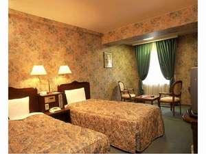 ホテルローレライ:ツインルーム(一例)