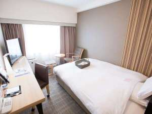 富山地鉄ホテル:スーペリアシングルルーム(一例)