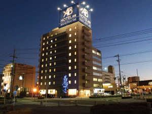 ABホテル三河安城新館