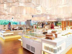 白浜古賀の井リゾート&スパ(旧・コガノイベイホテル):2016年4月OPEN! 丘の上のビュッフェレストラン「コンカドーロ」