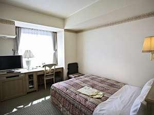 広島インテリジェントホテル アネックス:ダブルルーム