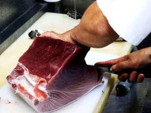 民宿 柳亭:*魚屋と料理屋で修行してきた当館主人が調理いたします!!
