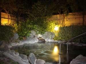 かくれの里 ゆかり:美肌の湯につかり満天の星空をお楽しみください